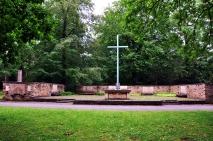 Bonatz-Anlage Ehrenhain