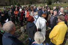 Auf dem Dornhaldenfriedhof